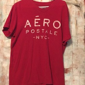 Aeropostale men's large tee shirt